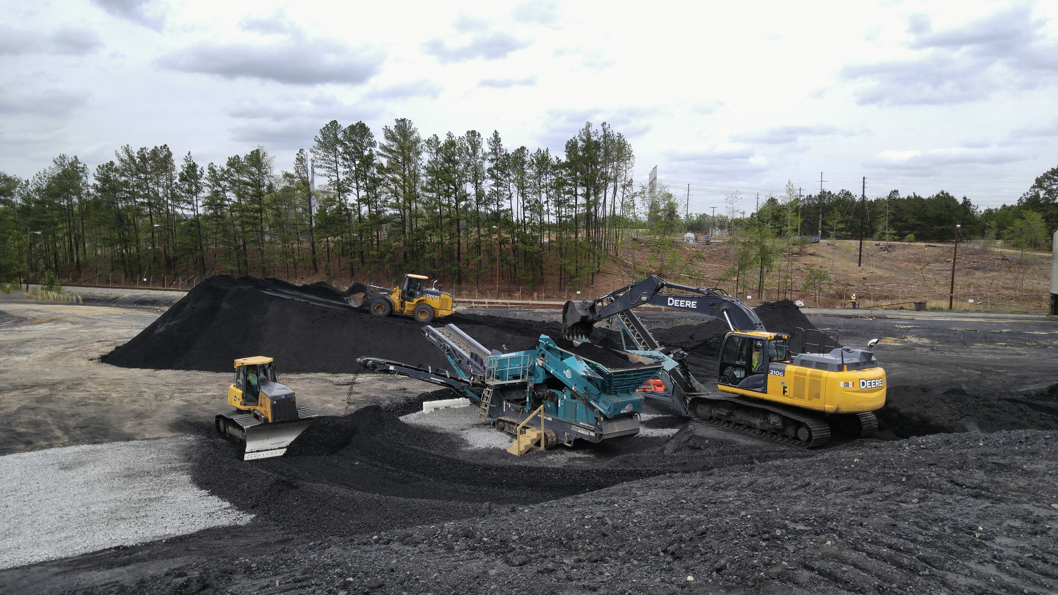 RPM Solutions provides superior solutions to coal screening through our vast knowledge of the coal industry.